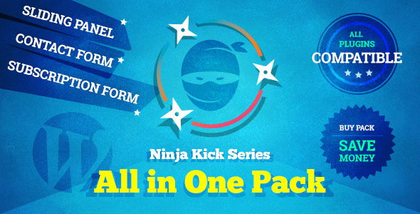 Ninja Kick Series v1.3.4 - All in One Pack