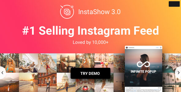 Instagram Feed v3.7.0 – WordPress Gallery for Instagram