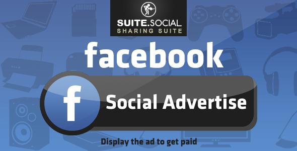 Social Sharer - Facebook Social Advert