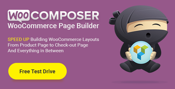 WooComposer v1.9.2 – Page Builder for WooCommerce