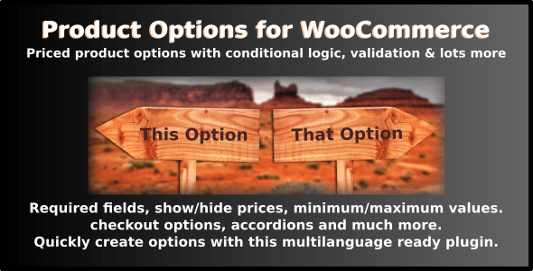Product Options for WooCommerce v5.8 - WP Plugin