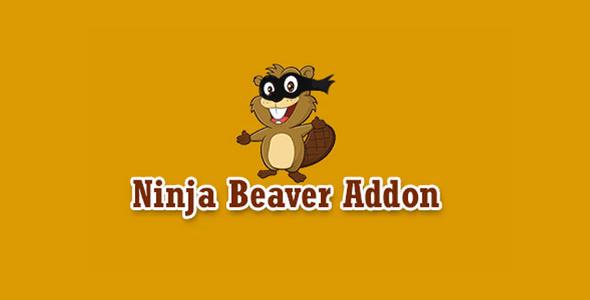 Ninja Beaver Addon v1.2.7 - Add-On For Beaver Builder Plugin