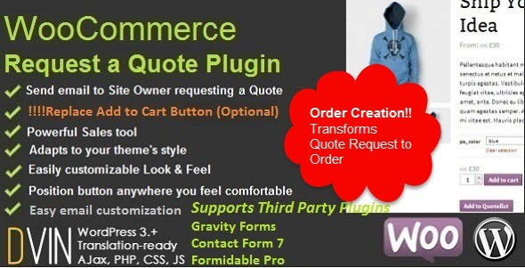 WooCommerce Request a Quote v2.61