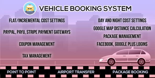 DOVBS v2.1 - Digi Online Vehicle Booking System