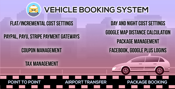 DOVBS v2.1 - Digi Online Vehicle Booking System