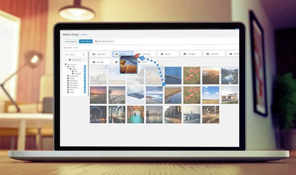 WP Media Folder v4.6.0 - Media Manager with Folders
