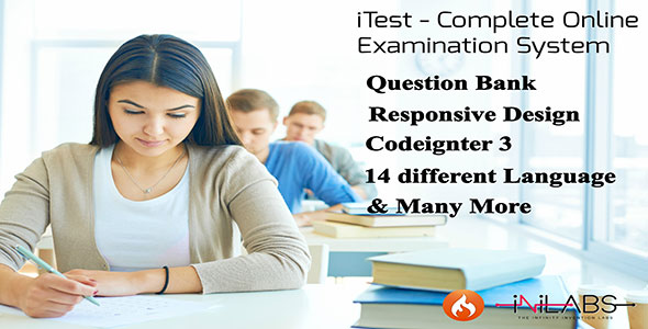 iTest – Complete Online Examination System