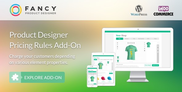 Fancy Product Designer Pricing Add-On v1.2.2