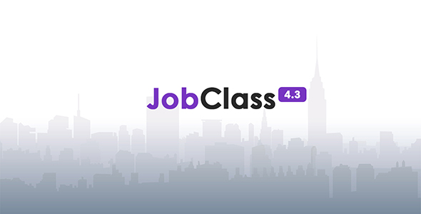 JobClass v4.3 - Geo Job Board Script - nulled