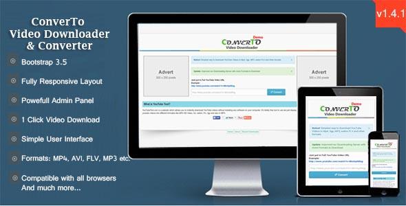 ConverTo v1.4.1 – Video Downloader & Converter
