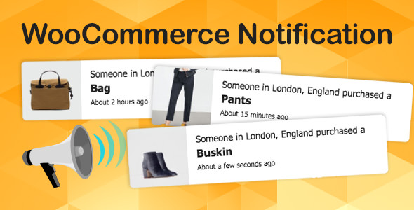 WooCommerce Notification v1.3.9 – Boost Your Sales