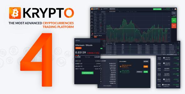 Krypto v4.0.2 - Live Trading, Advanced Data, Market Analysis, Watching List, Portfolio, Subscriptions