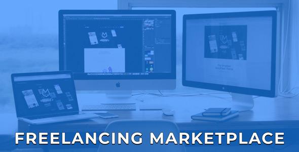 Blancer - Freelancing Marketplace - nulled
