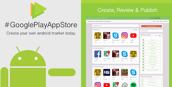 Google Play App Store [CMS] v1.6Google Play App Store [CMS] v1.6  Google Play Store CMS is an android market site specifically for Google Play Store. You can add apps / games / themes etc in this CMS based on your needs. You can get details such as title, images, screenshots etc of a specific apps / games using our admin page.  Demo: https://codecanyon.net/item/google-play-app-store-cms/20614679  https://www113.zippyshare.com/v/ZF3TWzk7/file.html http://userscloud.com/tftgfertqtfm http://ul.to/2kwc8bs5 http://uploadboy.me/9jyr74wa5dif/_playappstore-16.rar.html https://www.sendspace.com/file/sduet0 https://sendit.cloud/ip2gtk1vkpf5 https://openload.co/f/D3-WWf2XAHQ/googleplayappstore-16.rar https://www.mirrored.to/files/FRC404N9/googleplayappstore-16.rar_links http://www.mediafire.com/?axjky849hrbv9ov https://www.file-upload.com/u65wvwdzxha6 https://www.datafilehost.com/d/75edfd9a https://dailyuploads.net/23z8vyd1hb8k http://cloudyfiles.com/aszp090blox0
