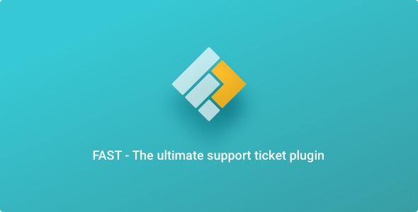FAST v1.15.3 – WordPress Support Ticket Plugin