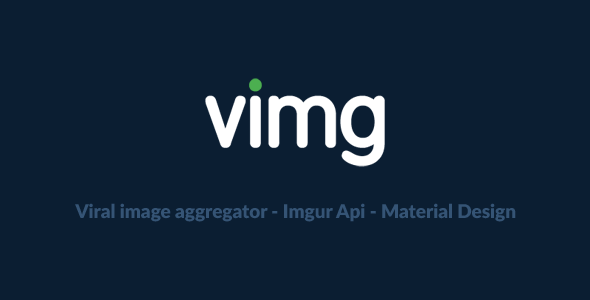 Vimg – Viral Image Aggregator