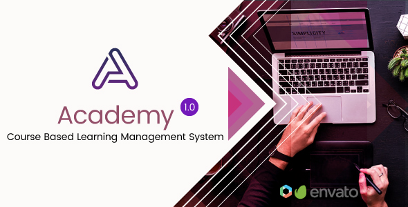 Academy - Course Based Learning Management System - nulled