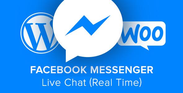 Facebook Messenger Live Chat v1.0.3 – Real Time