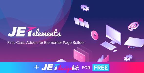 JetElements v1.15.15 - Addon for Elementor Page Builder