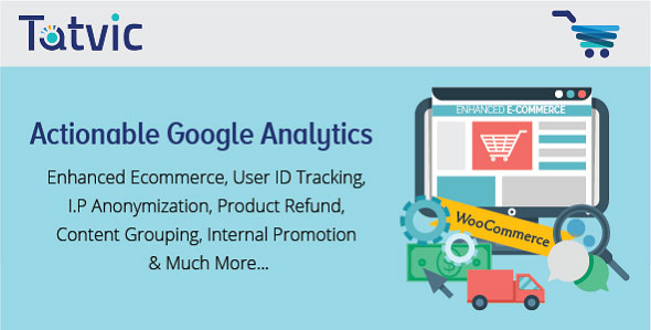Actionable Google Analytics for WooCommerce v3.3.4