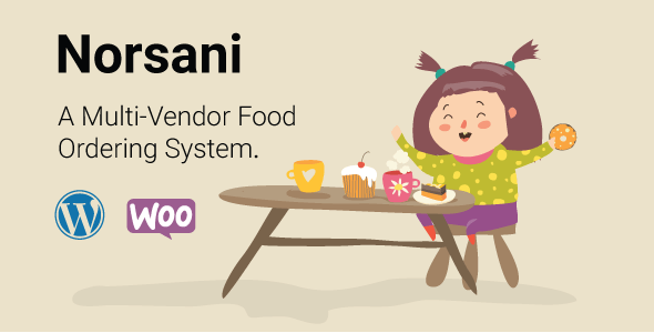 Norsani v2.0 – Multi-vendor food ordering system