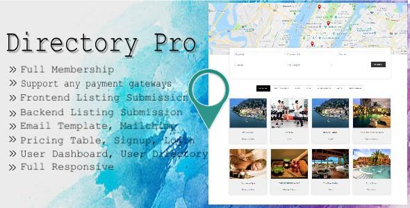 Directory Pro v1.6.1
