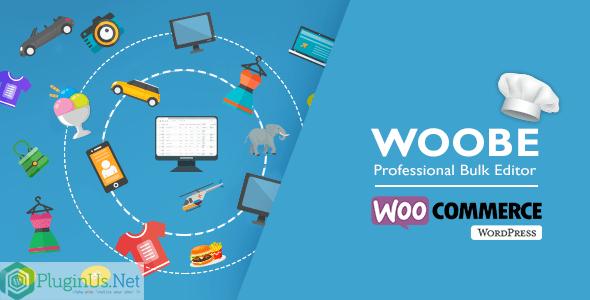 WOOBE v2.0.3 – WooCommerce Bulk Editor Professional