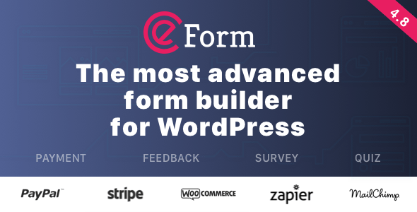 eForm v4.8 - WordPress Form Builder