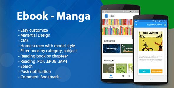 Ebook - Manga - Comic (Read multi format)