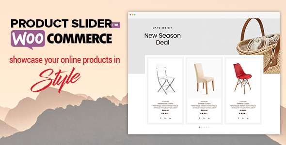Product Slider For WooCommerce v2.0.0
