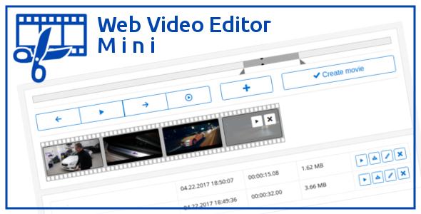 Web Video Editor Mini v1.2.1