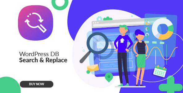 WordPress Database Search & Replace plugin v0.1.1
