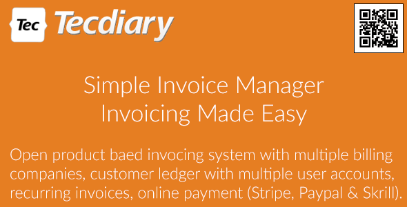 Simple Invoice Manager v3.7.0 - Invoicing Made Easy