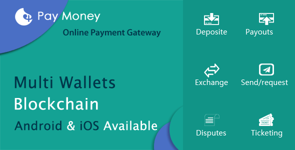 PayMoney v1.7 – Secure Online Payment Gateway