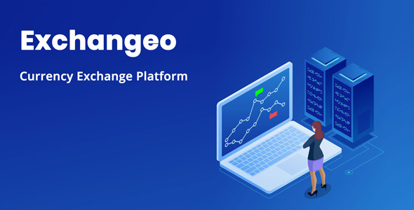 Exchangeo v1.0 – Online Currency Exchange Platform