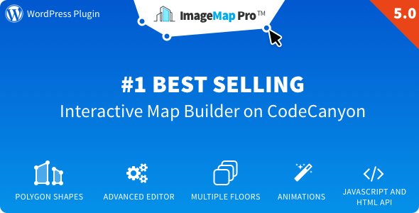 Image Map Pro v5.1.2 - jQuery SVG Map Builder