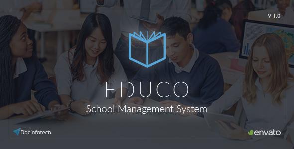 Educo - School Management System