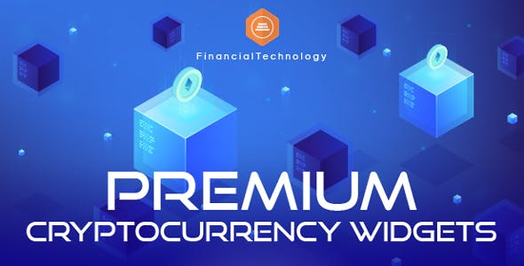 Premium Cryptocurrency Widgets v2.13.3