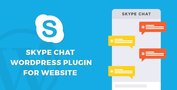 Skype chat plugin for website v1.1.0
