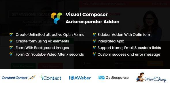 Visual Composer Autoresponder Addon v1.0.4