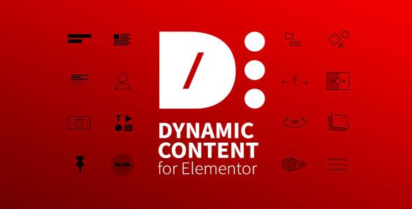 Dynamic Content for Elementor v1.4.1