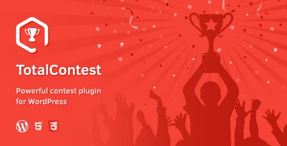 TotalContest Pro v1.4.1 – Responsive Contest Plugin