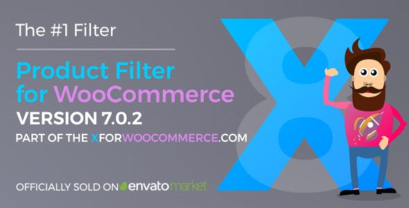WooCommerce Product Filter v7.2.0