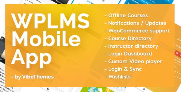 WPLMS Learning Management System App for Education & eLearning v2.6