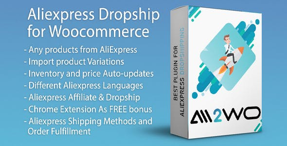 AliExpress Dropshipping Business plugin for WooCommerce v1.6.6
