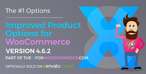 Improved Product Options for WooCommerce v4.6.6