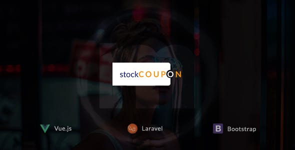 Stock Coupon v1.0 – Laravel Coupon and Deal CMS