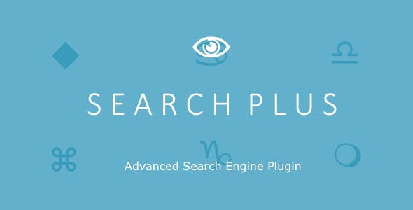 Search Plus v1.2 – Advanced Search Engine Plugin