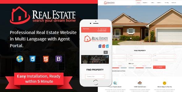 Real Estate Custom Script v2.1