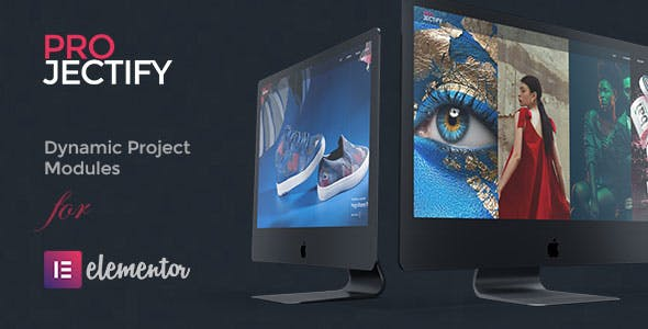 Projectify v2.0 - Project Addon for Elementor Page Builder